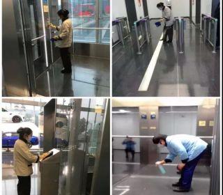 上海鹏发保洁清洗服务-服务项目