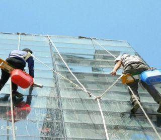 上海保洁公司-黄浦外墙清洗价格资质